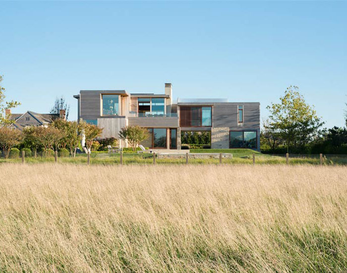 Gibson Farm House - Hamptons Architecture