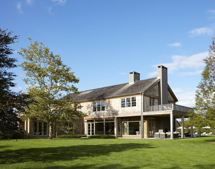 Hedges Lane - Hamptons Architecture