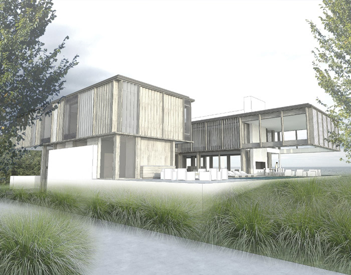 Surfside - Hamptons Architecture