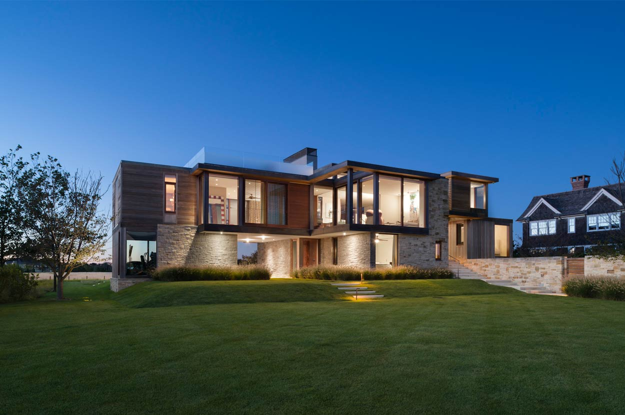 Gibson Farm Hamptons Architecture